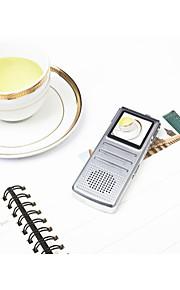 8gb dvr20 digitale audio voice recorder mp3-speler ingebouwde batterij&ingebouwde microfoon
