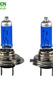 XENCN H7 12V 60W 5300K Xenon Blue Diamond Light Car Headlight Halogen Bulb Xenon Ultimate White HeadLamp