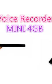 (701) 8GB professionele hd externe digitale voice recorder ruisreductie super hard ultradunne mini-recorder