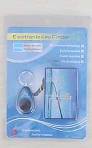 nøglering 1 i 1 trådløs nøgle Finder locator receiver fjernbetjening alarm elektronisk