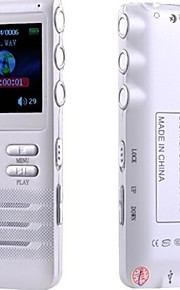 digitale professionele usb mini voice recorder 8gb K6 dictafoon multifunctionele mp3-speler spreker lange afstand opnemen