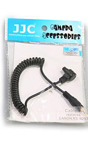 JJC Kabel-een sluiter van de camera-aansluiting lijn converter kabel voor Canon 5D2 5D3 7d 6d 1DX toepassing