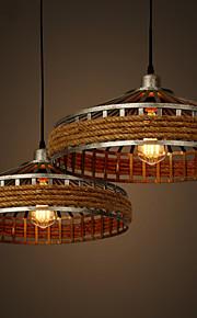 Hängande lampor - Living Room/Bedroom/Dining Room/Sovrum/Matsalsrum/Badrum/Studierum/Kontor - Traditionell/Klassisk/Kontor/företag -