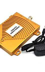 CDMA 850MHz&pcs 1900MHz dual-band mobiele telefoon signaal booster, pcs cdma signaalversterker + stroom