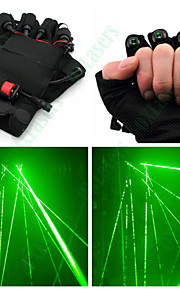 5x 75mm multifonctionnel 10-conduit ultra lumière brillante armée loupe de poche de style