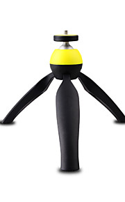 bærbare desktop mini stativ mikro enkelt kamera stativ mobiltelefon autodyne stents