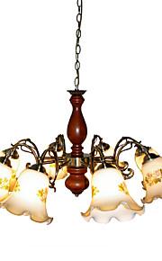 Ljuskronor/Hängande lampor - Bedroom/Dining Room/Studierum/Kontor - Traditionell/Klassisk/Kontor/företag
