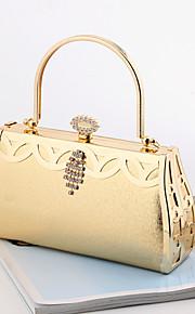 Handbag Crystal/ Rhinestone/Metal Evening Handbags/Bridal Purse With Crystal/ Rhinestone/Metal