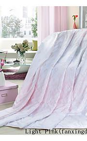 heniemo, 100% polyester quilt, trykning dyne til sommer, dronning konge størrelse, polyester fyldstof