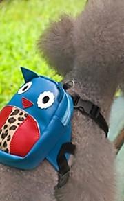 grin med pets® dejlige ugler form rejse rygsæk til kæledyr hunde (assorterede størrelser)