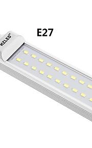 g24 / e27 10w 1000lm 6000k 20x5630smd lumière blanche froide conduit ampoule de maïs (AC85-265V)