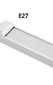 g24 / e27 9w 80x3014smd 800lm lumière blanche froide conduit ampoule de maïs (AC85-265V)