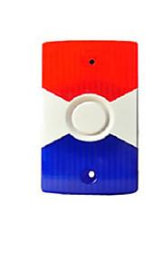 brogen ™ sirène photoélectriques / trois couleur design apperence / faible consommation d'énergie filaire