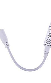 lampe à LED avec un mini contrôleur 5 types de mode dynamique avec interface dc