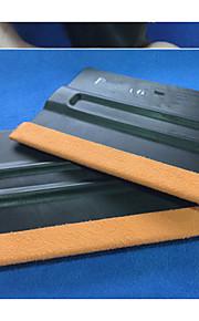 auto seccatoio vetro antiscivolo tergicristallo ergonomica spazzola per la pulizia di silicone morbido car care lavaggio auto acqua