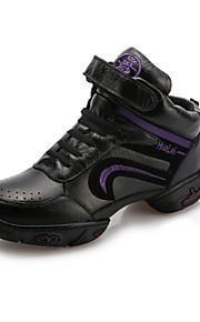 Женская обувь - Кожа - Номера Настраиваемый ( Черный ) - Современный танец