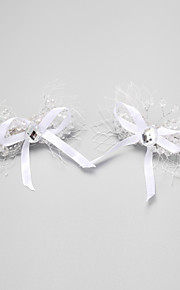 Winieta Kobiety/Flower Girl Spinka do włosów Ślub/Piękny Rhinestone/Stop/Pearl imitacja Ślub/Piękny 2 elementy