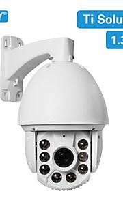 IP Camera All'aperto - PTZ - Impermeabile/Giorno Notte/Sensore di movimento/Dual Stream/Accesso Remoto/Filtro IR-cut
