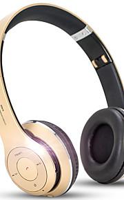 hoved-monteret bluetooth trådløst headset musik sport