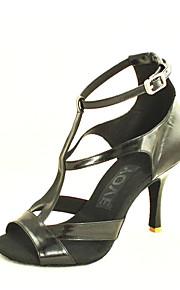 Женская обувь - Искусственная кожа - Доступны на заказ ( Черный/Синий/Розовый/Красный/Серебряный/Золотой ) - Латино/Сальса
