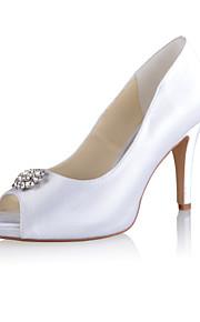 Chaussures de mariage - Noir / Bleu / Rose / Violet / Rouge / Ivoire / Blanc / Argent / Champagne -Mariage / Bureau & Travail / Habillé /