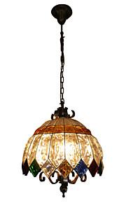Ljuskronor/Hängande lampor - Living Room/Bedroom/Sovrum/Studierum/Kontor - Traditionell/Klassisk/Rustik - Kristall
