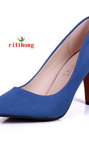 rilihong®Women's Shoes  Stiletto Heel Heels/Pointed Toe/ Pumps/Heels Office & Career/Party & Evening/Dress/Casual