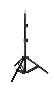 LS-601 mini lightstand / stativ / lys stativ / fatning fotografisk udstyr studio stå