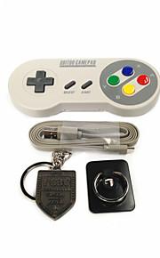 # - NES30 PRO - met Gaming Handvat - ABS / Plastic - Bluetooth - Accessoiren Sets / Gamepads - voor Nintendo Wii / PC / Nintendo Wii U -