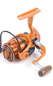 DEBAO BF5000 4.9:1 10 KuulalaakeritHyrräkelaus/Jäällä kalastus/Virvelöinti/Makean veden kalastus/Muuta/Karpin kalastus/Ahvenen