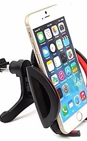 aria dello sfiato dell'automobile auto smartphone universale supporto del supporto culla per iPhone 6 5 4 4s 5s 5c galassia s5 s4 s3 nota