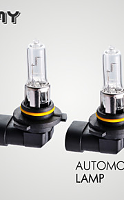 2PCS GMY HB3 9005 Halogen Car Light Clear Series Reach 12V65W 250hrs