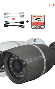 hosafe ™ 13mb1 ONVIF hd 1.3MP ip camera outdoor night vision bewegingsdetectie e-mail alert