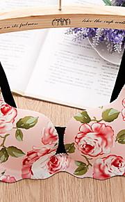 Women Underwire Bra 5/8 cup Bras & Panties Sets