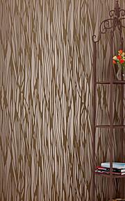 contemporaine papier peint art déco 3d mousse papier peint frange revêtement mural art mural non-tissé de tissu