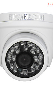 hosafe 2md4p 2.0MP 1080p outdoor dome ip camera met PoE / nachtzicht / 24-ir-led