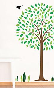 Botanisch / Weihnachten / Cartoon Design / Romantik / Mode / Landschaft Wand-Sticker 3D Wand Sticker , PVC 70CM×50CM×0.1CM