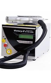 YAG détatouage au laser Machine sourcils ligne des yeux lipline CE de dispositif de soins de beauté enlèvement de la pigmentation de salon