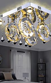 Pendant Lights Crystal/LED Modern/Contemporary Bedroom/Kids Room Crystal