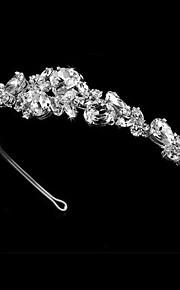 Celada Bandas de cabeza Boda / Ocasión especial Rhinestone / Aleación / Perla Artificial / Pelo Mujer Boda / Ocasión especial 1 Pieza