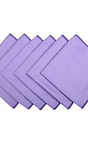 """sinland microfiber reinigingsdoekje voor roestvrijstalen apparaten raam poetsdoeken 12 """"x16"""" 6 pack"""