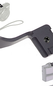 fotocamera slitta maniglia dito per il canone di leica panasonic samsung sony fuji olympus