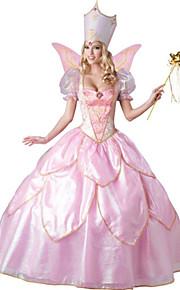 Eventyr kostymer - Halloween/Karneval - Kostume - Skjørte/Kjole/Vinger/Hodeplagg - til Kvinnelig