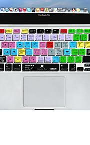 XSKN naweeën siliconen toetsenbord huid dekking voor macbook pro lucht netvlies 13 '' 15 '' 17 '' eu ons versie