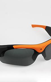 2015 occhiali da sole di HD 1080P nascosto occhiali da sole con fotocamera da 5 mega-pixel stile alta risoluzione