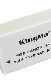 Kingma lp-E8 lp E8 lpe8 camera batterij voor Canon EOS 550D 600D 650D 700D kus x4 x5 X6i x7i rebel T2i T3i T4I t5i