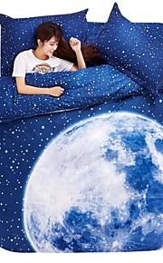Blue Moon vuodevaatteet sarja 4kpl neljän vuodenajan käyttöön