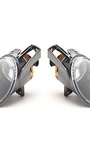 2x lh&rh luci anteriori fendinebbia paraurti lampada di guida per passat b6 2006 2007 2008 nm