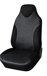 AUTOYOUTH PU Leather Car Seat Cover Universal Fits Compatible with Most Vehicles Car Seat Protector Seat Covers