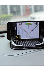 1stk bil anti-udskridning pad mobiltelefon bil mat biltilbehør